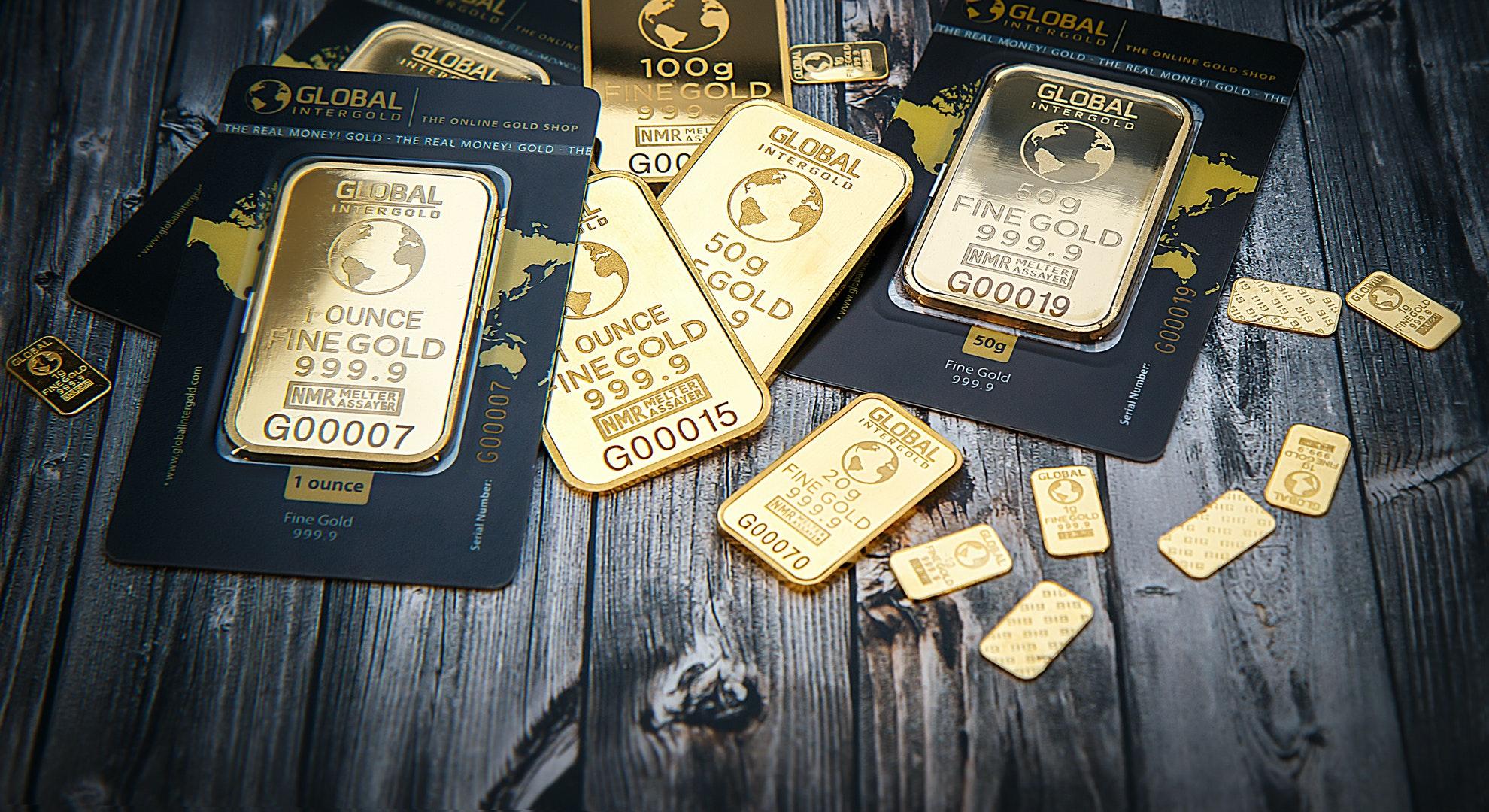 金爆上げ!!所有している金価格が100万円を超える!どうする?どうなる!金価格!