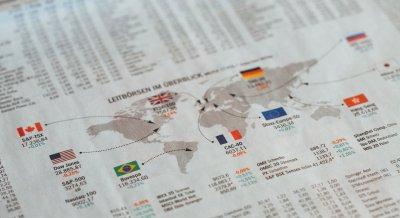 アジアの株式以上で東アジア好調、東南アジア軟調と南北格差が起こっている。
