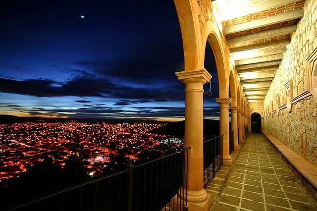 Arco el mirador lugares importantes de zacatecas