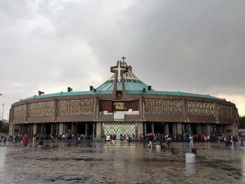 Basilica de Guadalupe - atractivo turistico del estado de Mexico