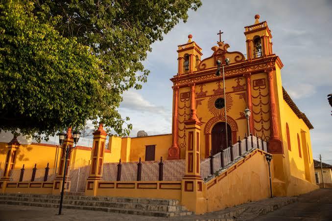 Comitán de Domínguez Pueblo magico de chiapas
