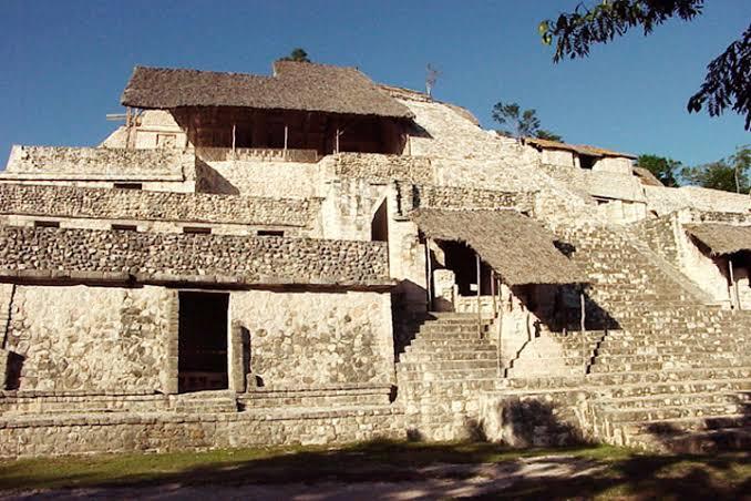 Ek Balam Lugar turistico de Yucatan