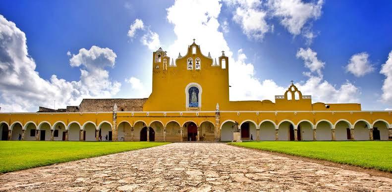 Izamal pueblo magico de yucatan