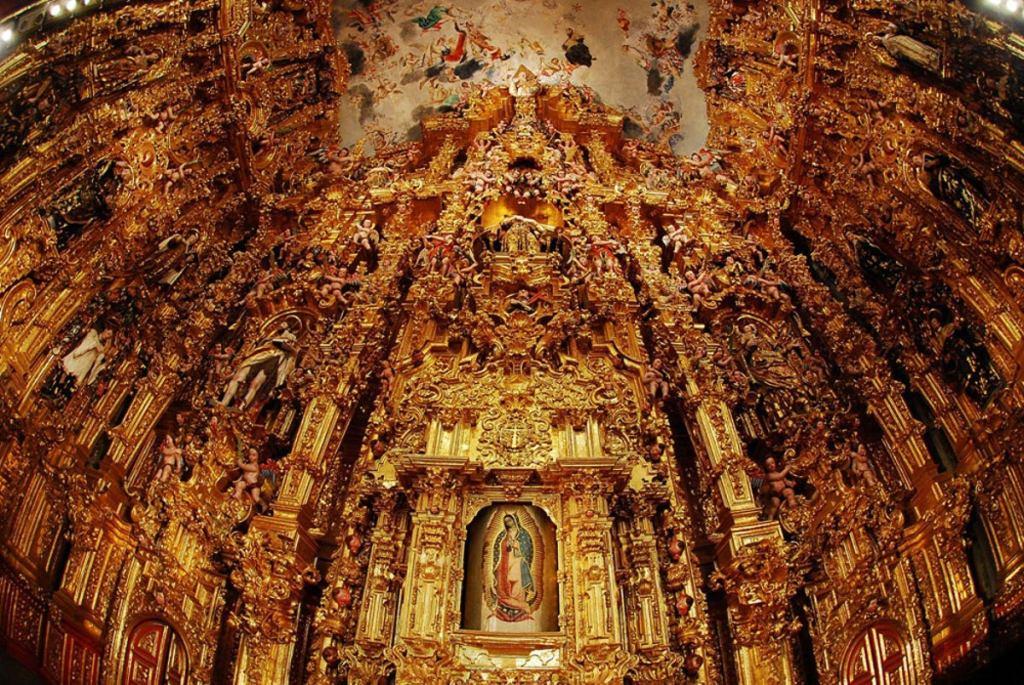 Museo Nacional del Virreinato - atractivo turistico del estado de Mexico