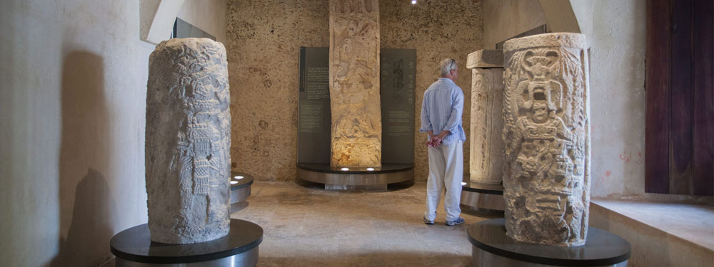 Museo de la arquitectura Maya campache sitios turisticos