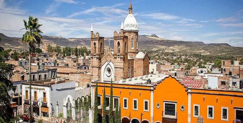 Nochistlán pueblo de zacatecas
