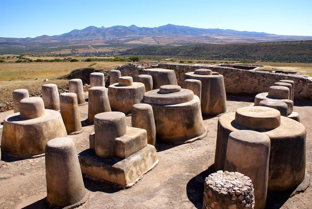 Zona arqueológica Altavista Chalchihuites