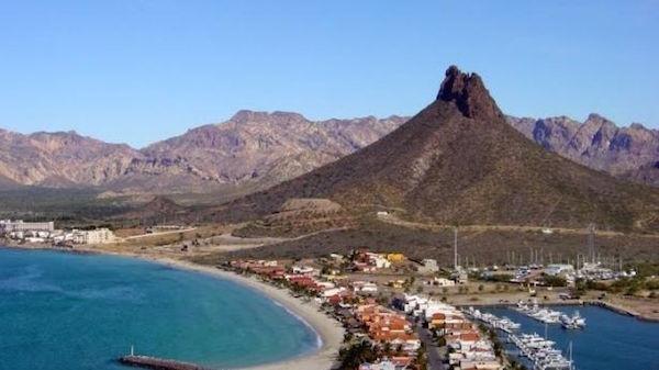 Bahía de San Carlos - lugares turisticos de sonora