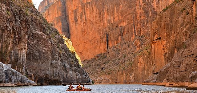 Cañón de Peguis sitio turistico Chihuahua
