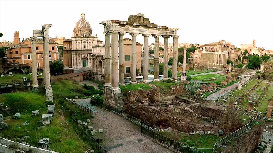 Foro Roma atractivo turistico de italia