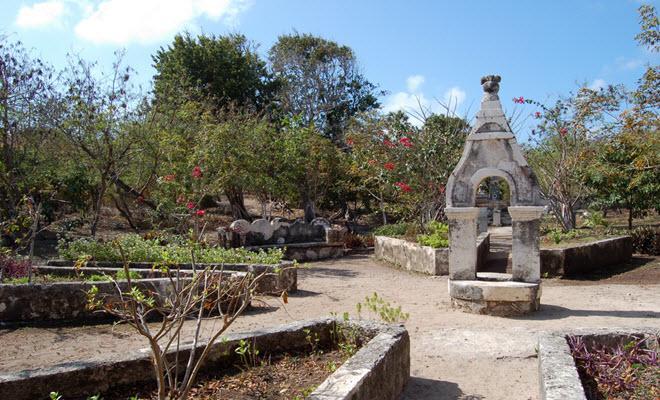 Hacienda Mundaca que ver en isla mujeres