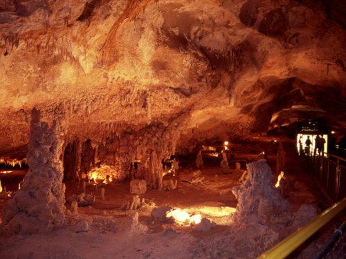 chihuahua sitios turisticos grutas de nombre de dios