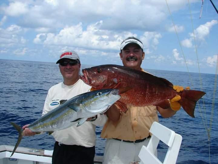 pesca deportiva isla mujeres que hacer