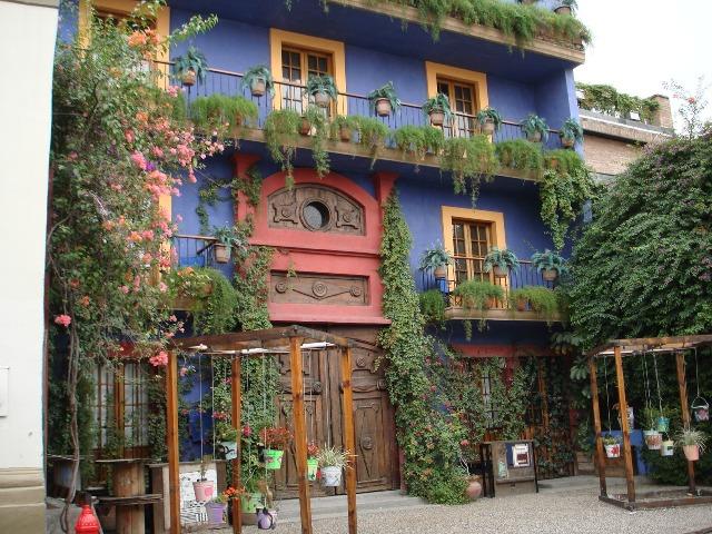 Barrio Antiguo lugares turisticos nuevo leon