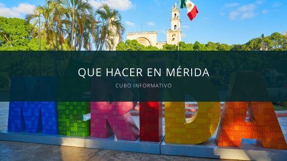 Que hacer en Mérida