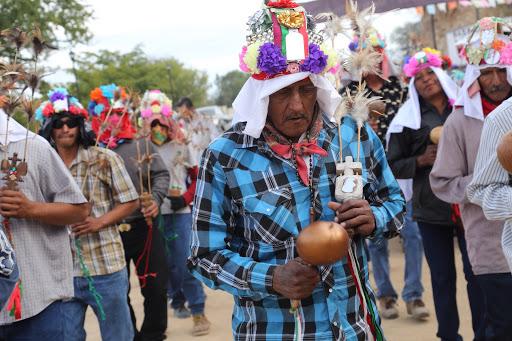 Fiesta del Cucu costumbre de sonora