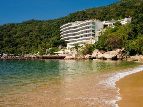 Playa Pichilingue playas de acapulco