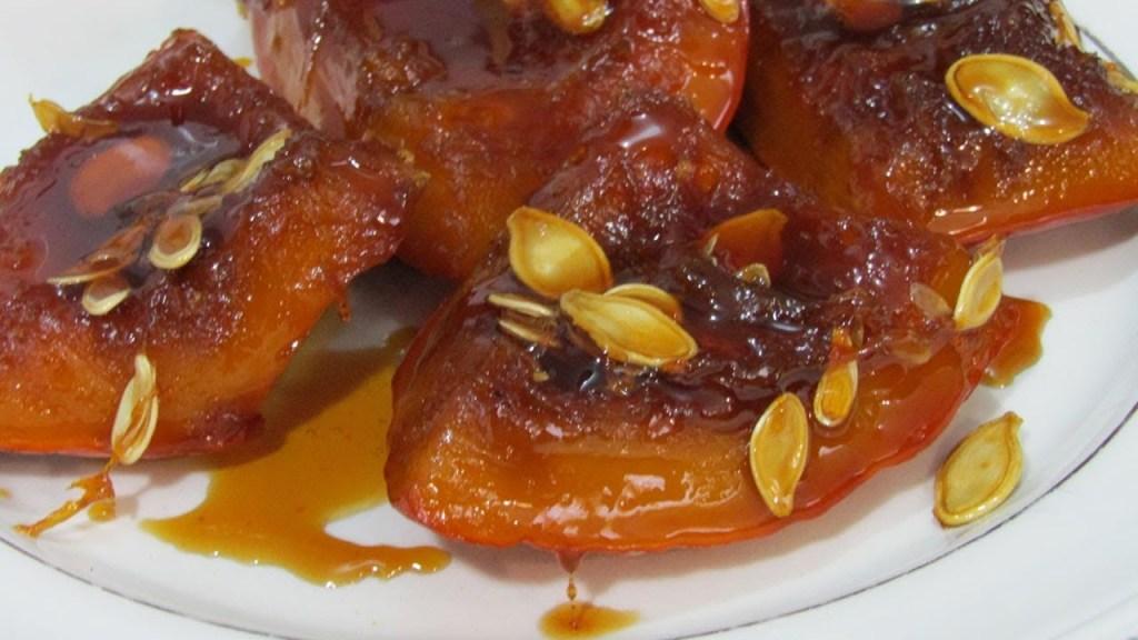 Dulce de Calabaza