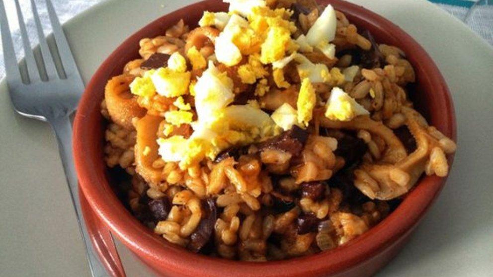 Chanfaina comida de san cristobal de las casas