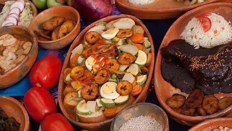 Cueza baldada comida de san cristobal de las casas