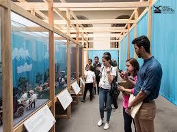 Museo Nacional de Matemáticas nueva york que ver