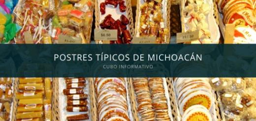 Postres Típicos de Michoacán