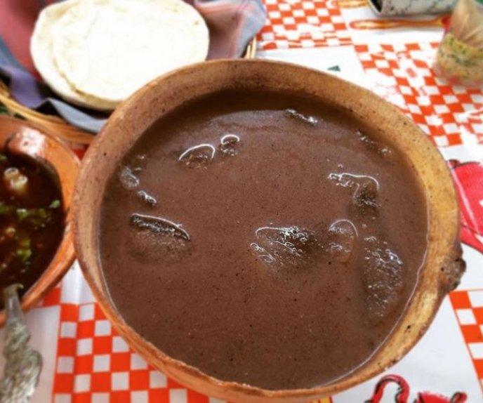 Pozol de Cacao bebidas tipicas chiapanecas
