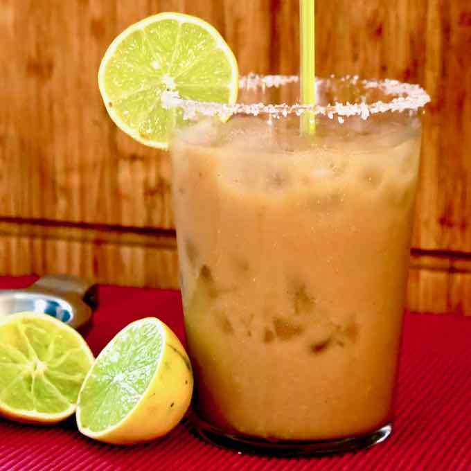 Tejuino bebida tipica de coahuila