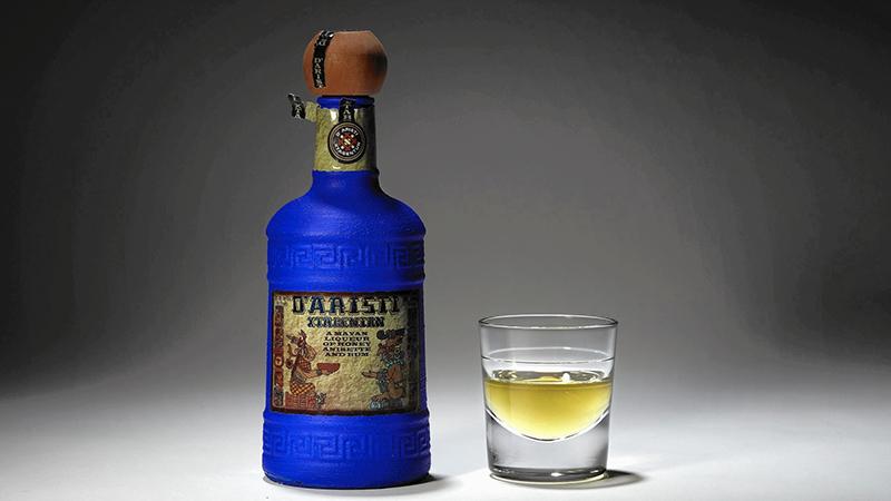 Xtabentún bebida popuplar de Quintana Roo