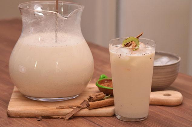 agua de horcahata bebida popular de sinaloa