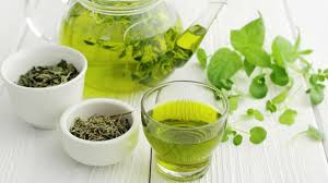 té verde es una bebidas típicas de Querétaro sin alcohol