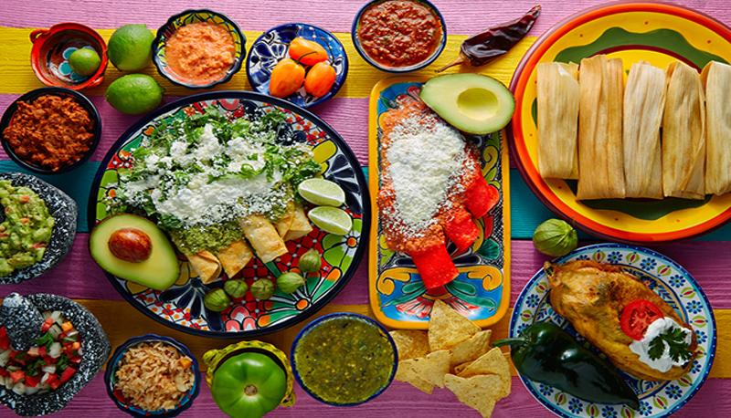 Antojitos Mexicanos comida tipica de baja california