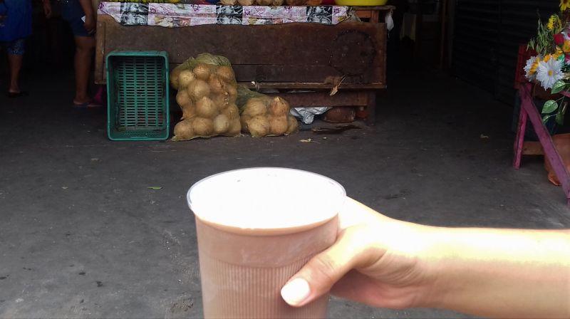 Chilate bebida tipica de guerrero