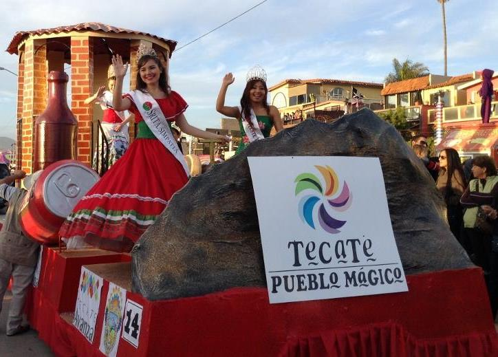 aniversario de la ciudad de tecate fiestas populares de baja california