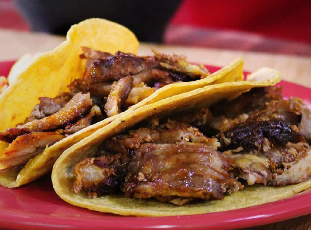tacos de carne asada comida baja california norte