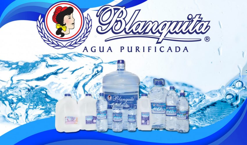 Agua purificada blanquita de tamaulipas