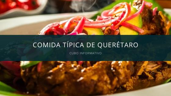 Comida típica de Querétaro