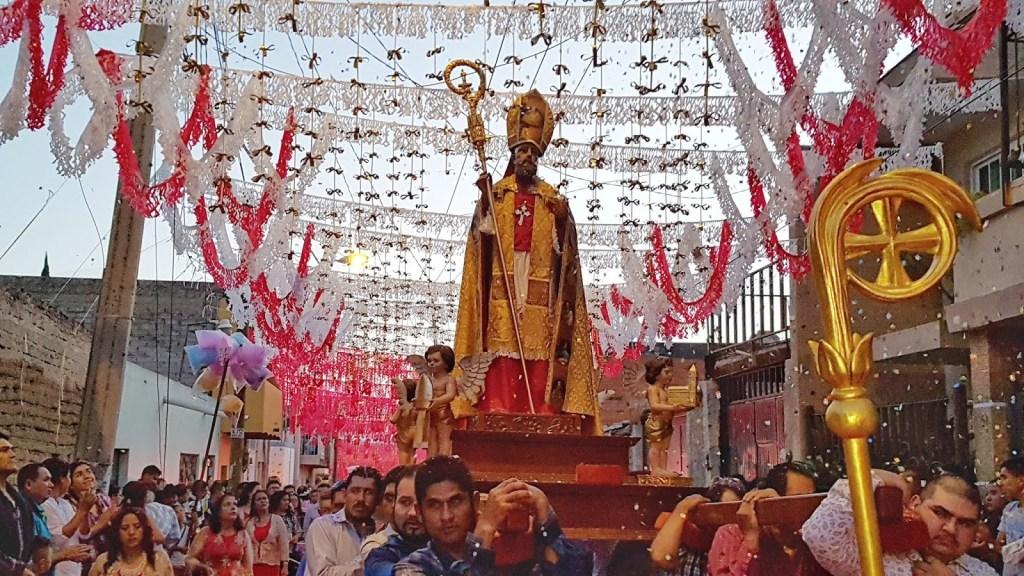 Fiesta de San Agustín de Chiapas