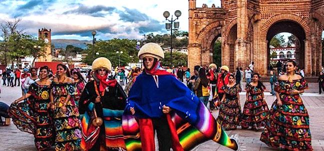 Fiesta grande de Chiapas del Corzo