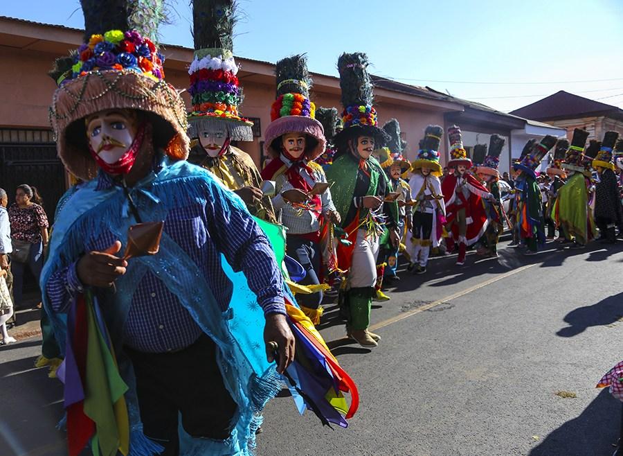 Fiesta popular de San Sebastián - Fiestas populares de Chiapas