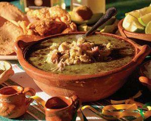 Huacaxtoro gastronomia de Guerrero