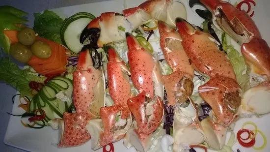 Manitas de cangrejos platillos tipicos de campeche