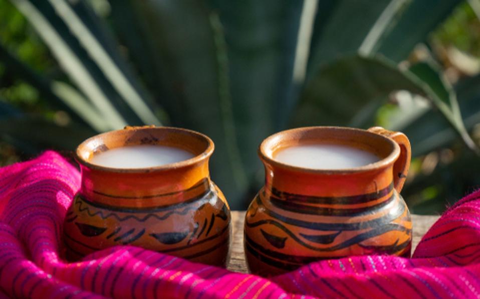 Pulque bebida tipica de tamaulipas