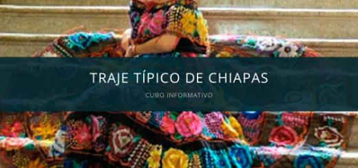 Traje típico de Chiapas
