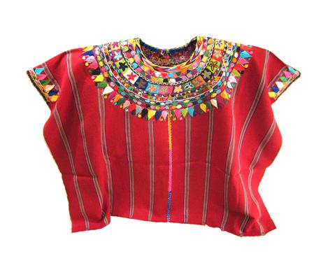 el huipil parte fundamental del traje tipico de oaxaca