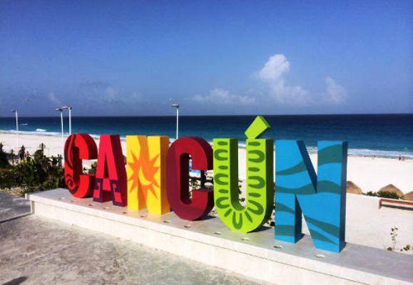 parador fotografico de cancun lugares a visitar
