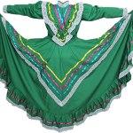 vestido tradicional tapatio