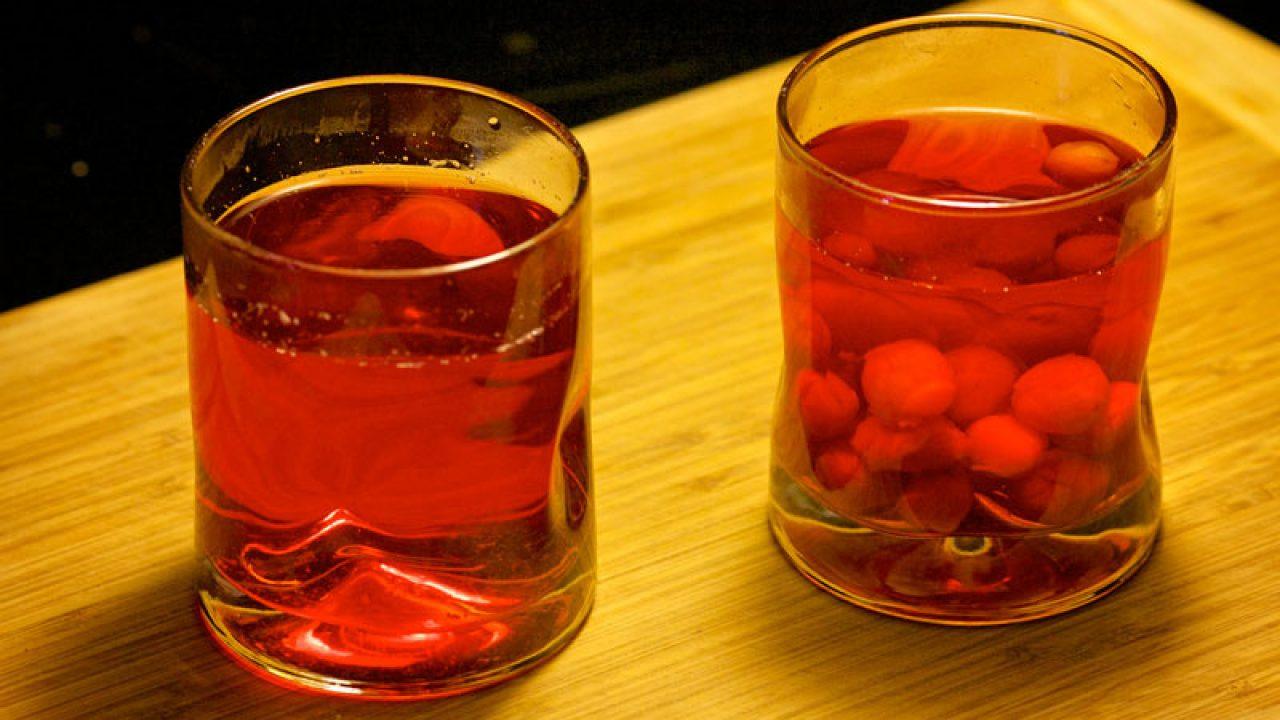 Kompot bebida de rusia