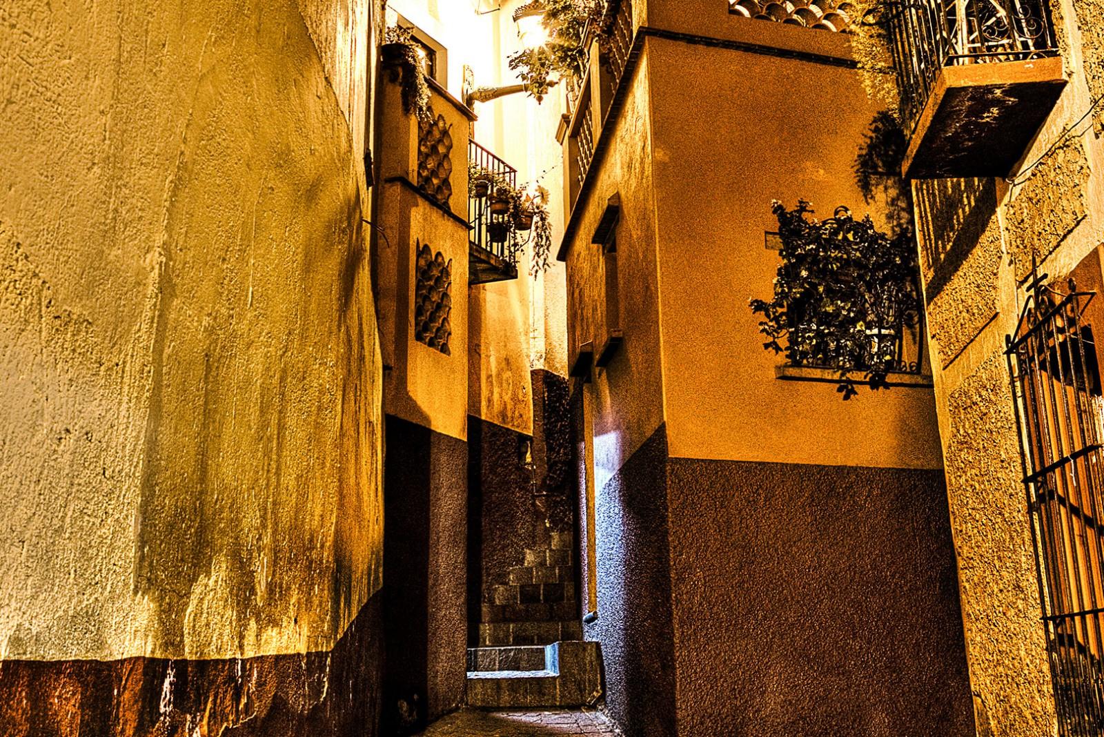 callejon del beso atractivos turisticos de Guanajuato
