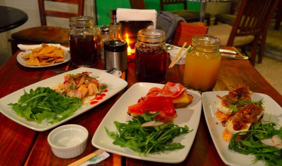 gastronomia puerto morelos